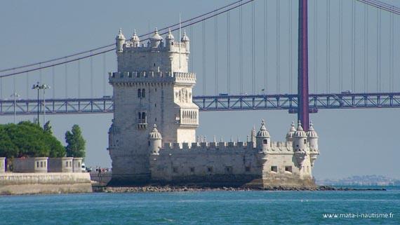 Tour de Belem Lisbonne