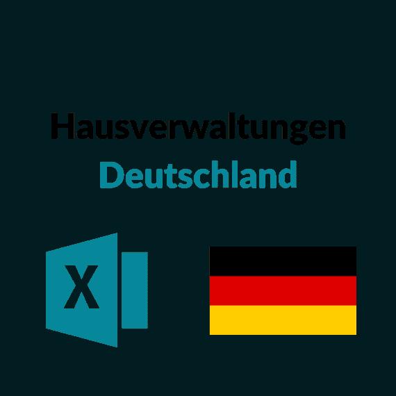 Hausverwaltungen Deutschland