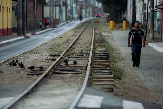 Railes en Ciudad de Guatemala