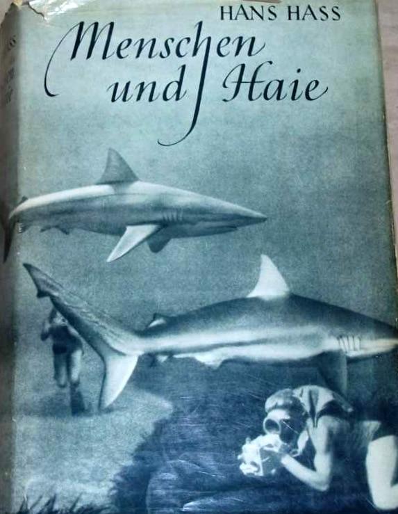 Menschen und Haie - Hans Hass