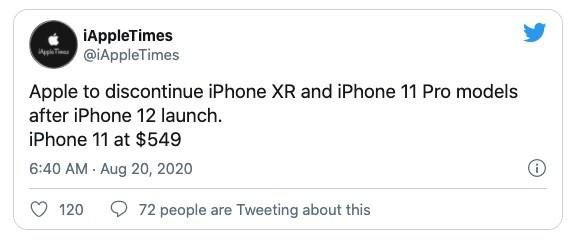 iPhone 11 Pro XR