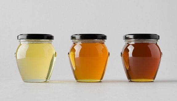 Jarred Honey for Sale