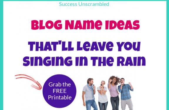 Blog Name Ideas 630x430