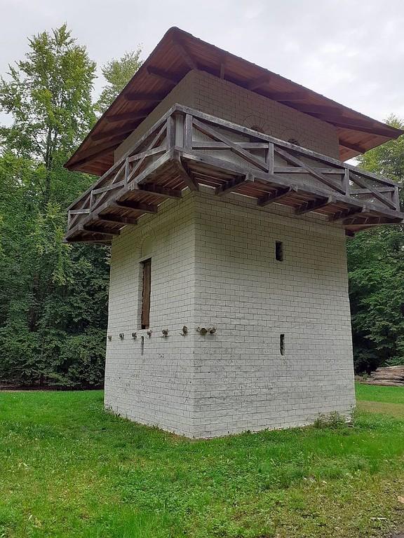 Rekonstruktion Limesturm