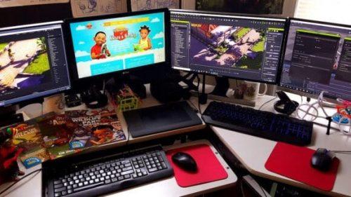 2d animation production company