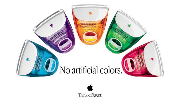 iMac in Colors