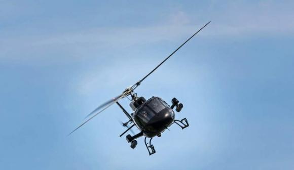 Політ на гелікоптері у Прип'ять та Чорнобиль