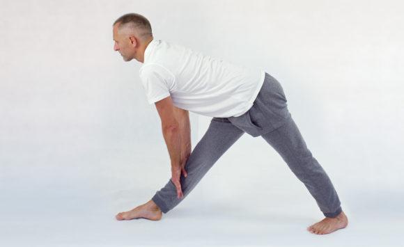 15 minut z jogą