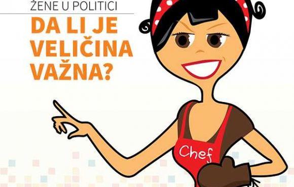 ŽENE U POLITICI: DA LI JE VELIČINA VAŽNA?
