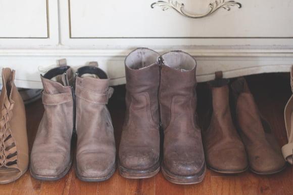 zapatos estilo vintage