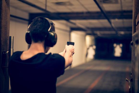 Стрільба з трьох видів пневматичної зброї