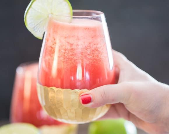Tequila Watermelon Aqua Fresca