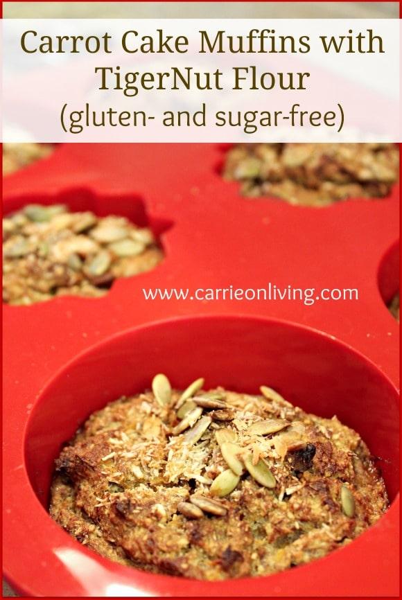 Tigernut Flour Muffins