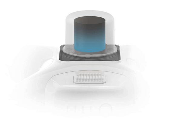 dron DJI Phantom 4 RTK moduł łączności