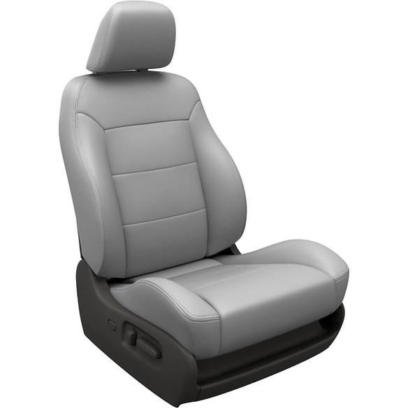 Chrysler 300 Light Gray Leather Seats
