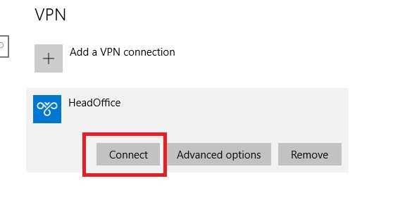 how to setup a vpn server on Windows 10