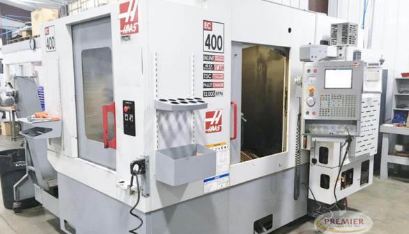 Haas EC-400 - 2005