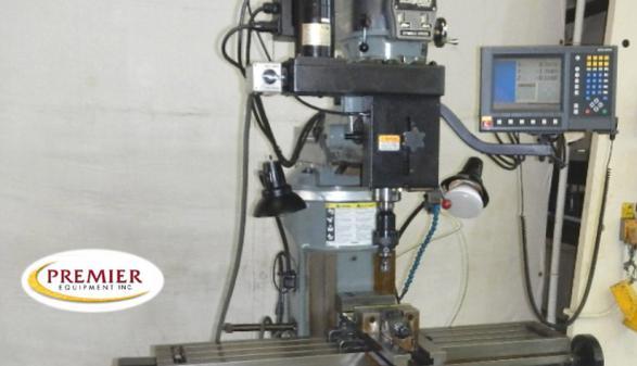 BRIDGEPORT Series 1 CNC Mill  - 2012