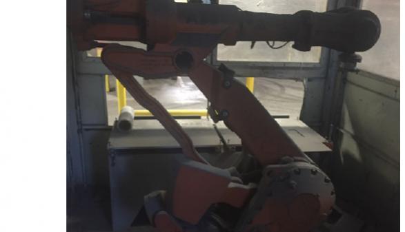 ABB S4CPLUS M2000 Robot