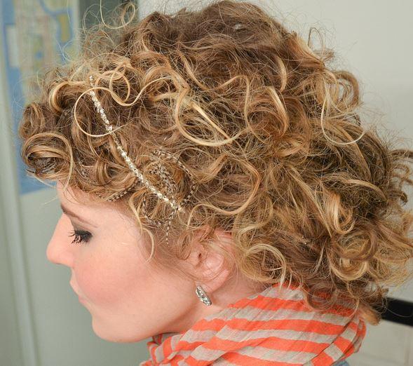 Los mejores peinados para pelos rizados