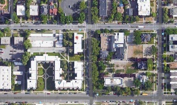 Mistério no Google Maps