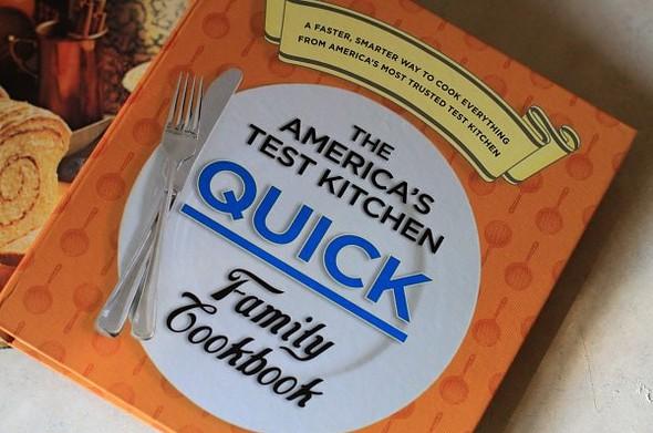 ATK Quick Family Cookbook