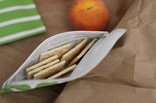 crackers in lunchskin