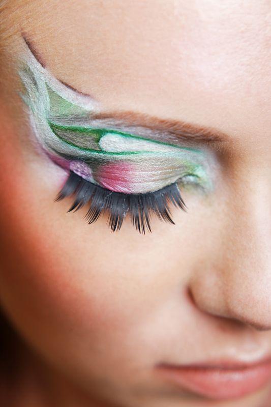 maquillaje-de-fantasia-para-carnaval-2015-pestañas