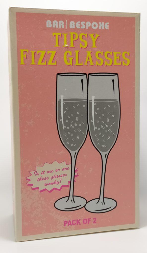Bar Bespoke Tipsy Fizz Glasses