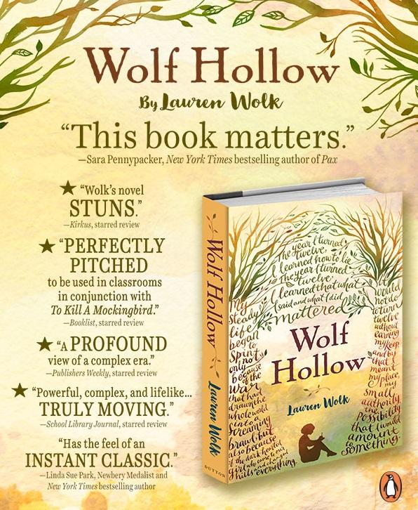 Praise Wolf Hollow image