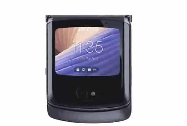 Motorola Razr 5G imagens