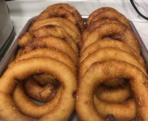 Selroti - Nepali food