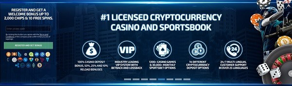 Playbetr Crypto Casino and Games