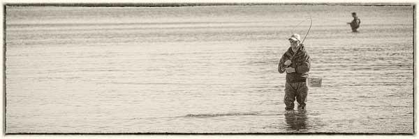 Fiskeri fra flyderinge - en effektiv genvej til større havørreder