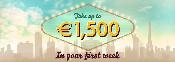 777.com $1500 free play bonus