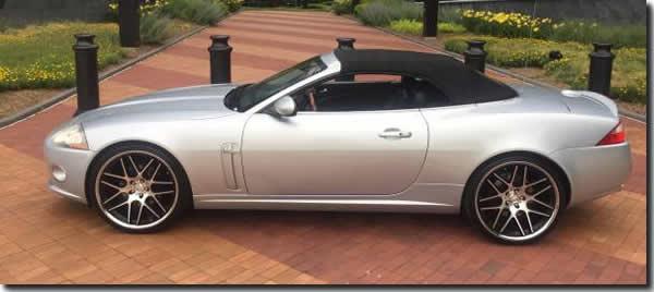 2007 Jaguar XK Convertable