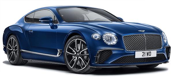 Bentley Continental GT GTC sicherste Alarmanlage