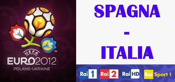 Euro 2012, le gare da Sabato a Lunedì, domenica Spagna - Italia | Digitale terrestre: Dtti.it