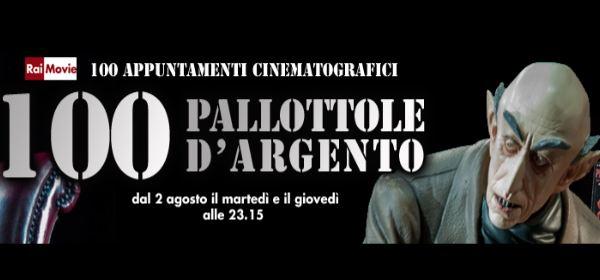 """Su Rai Movie al via il ciclo """"100 pallottole d'Argento""""   Digitale terrestre: Dtti.it"""