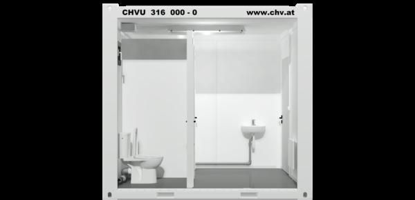 CHV-150H-10ft-Herren-WC-Container-innen1
