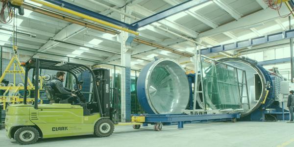 baros glass factory tour