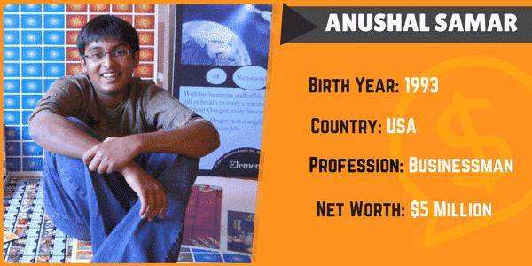 Anshul Samar