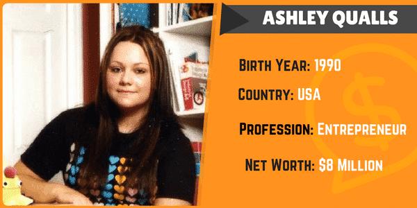 Ashley Qualls