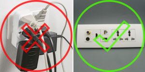 Правильно выполненные электромонтажные работы