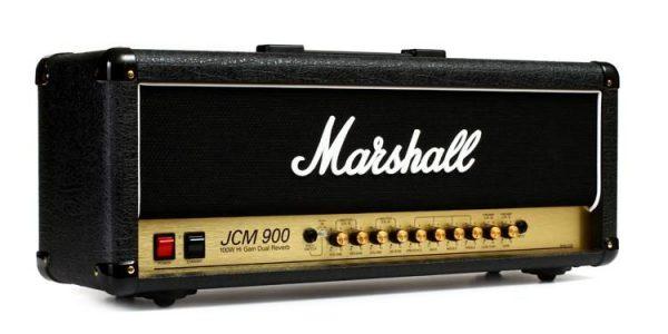 Marshall JCM 900 Dual Reverb testata