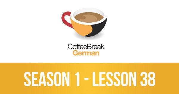 CBG Lesson 38