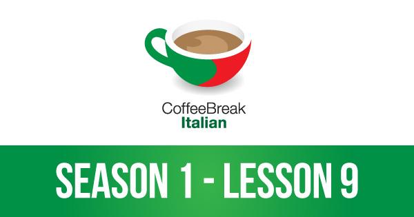 CBI Lesson 9