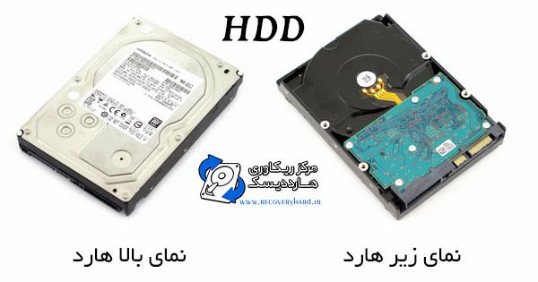 هارد hdd  تفاوت هارد hdd و ssd تفاوت هارد HDD و SSD hdd
