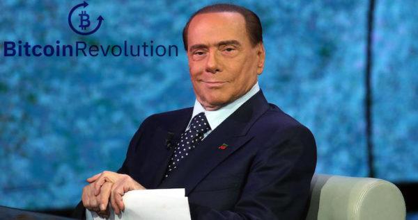 Bitcoin Revolution Berlusconi