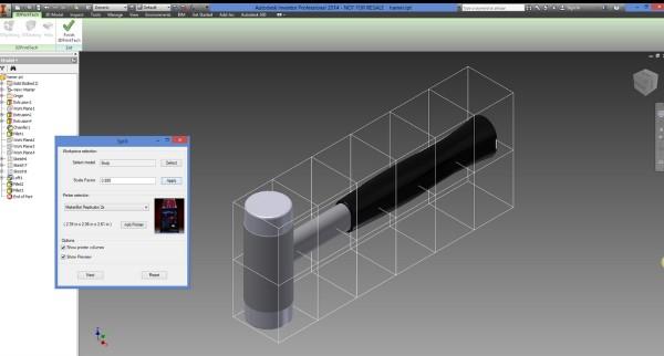 Новая программа для моделирования и печати больших объектов